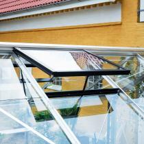 Gewächshaus Premium 8,8 m², silber | #12