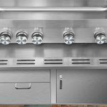 Outdoor Gasgrillküche Built-In | #12