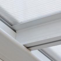 Terrassenüberdachung B 312 x T 303 cm weiß | #12