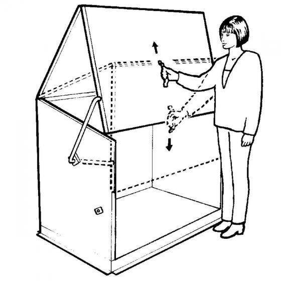Aufbewahrungsbox Storeguard | #2