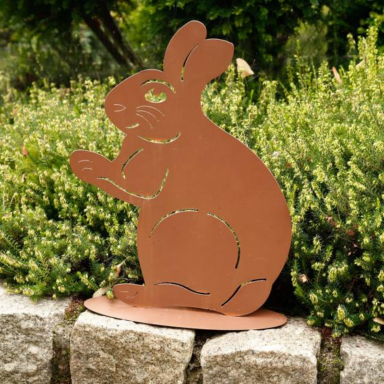 Dekofigur Hase Bunny | #2