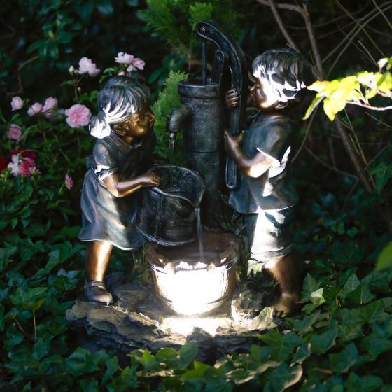 Brunnen Schorsch & Lenchen | #2