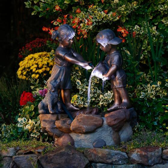 Brunnen Spielende Kinder | #2