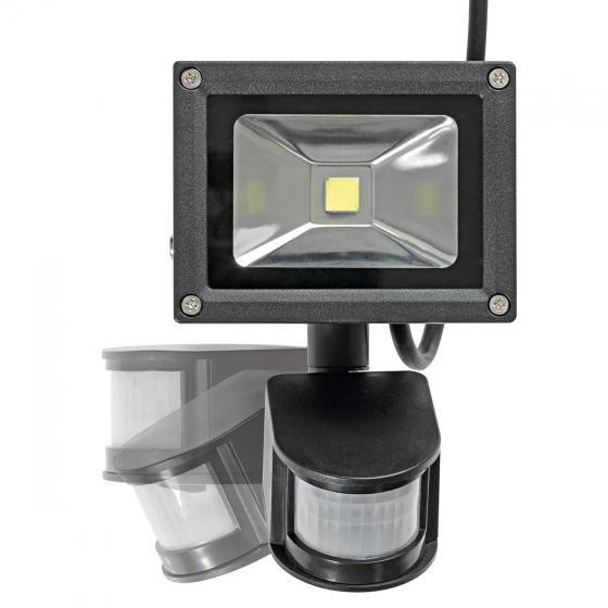 LED-Außenstrahler mit Bewegungsmelder | #2