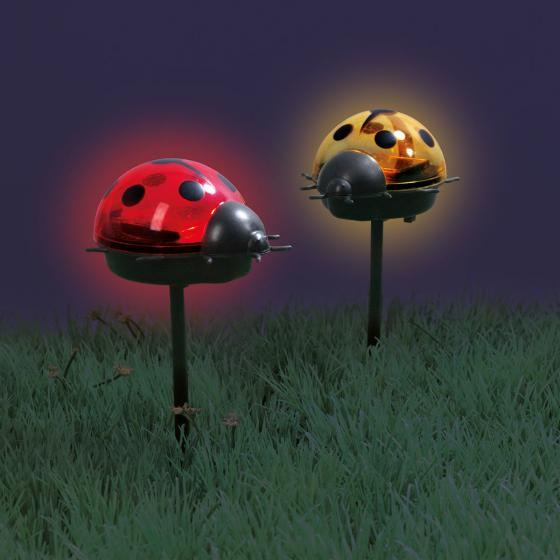 Solar-Leuchten Marie & Willi, 2er-Set | #2