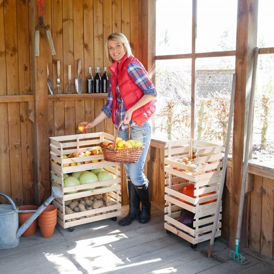 Obst- & Kartoffelhorde, groß | #2
