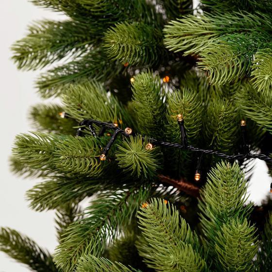 LED-Außenlichterkette für 2,1m hohe Bäume, 700 LEDs | #2