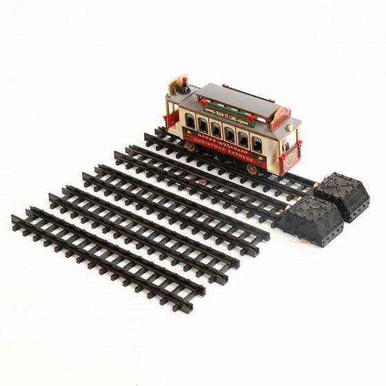 Miniatur-Straßenbahn-Set, 6-tlg. | #2
