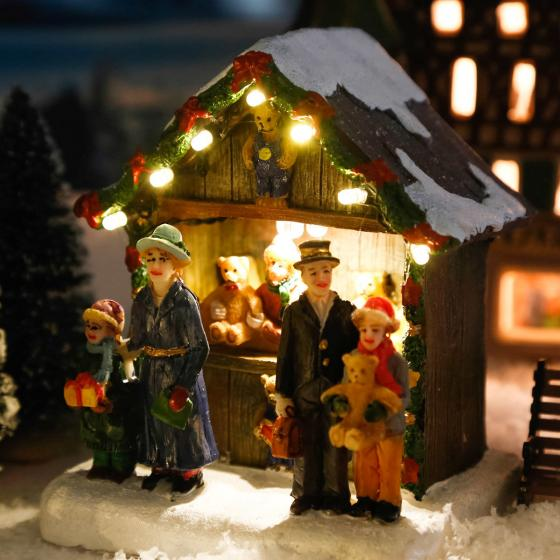 Miniatur-LED-Markt-Stand Spielwaren | #2
