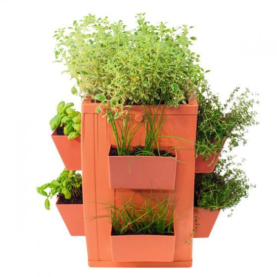 Gemüse- und Pflanzenturm | #2