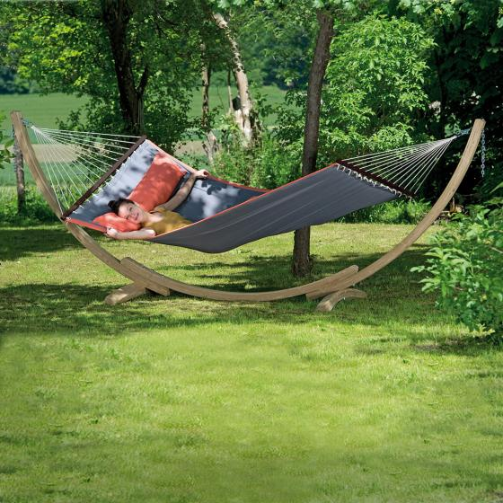 AMAZONAS® Garten-Hängematte American Dream, Set, grau | #2