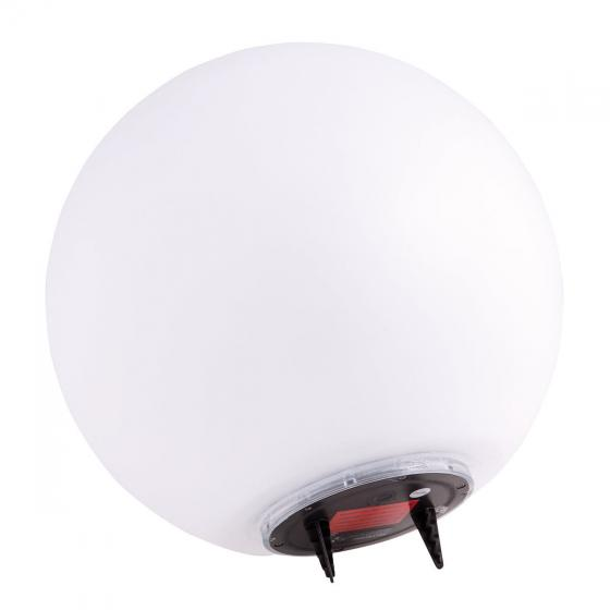 HEITRONIC® Solar LED-Kugel Boule, 30 cm, weiß | #2