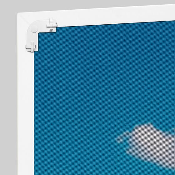 EASYmaxx Moskitonetz Magic Klick 150x130cm | #2