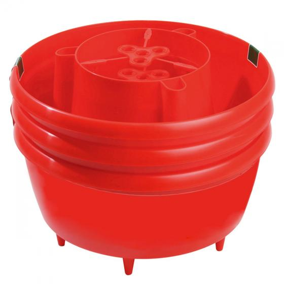 Bewässerungsring, 3er-Set, rot | #2