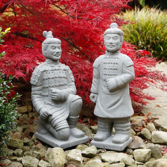 Terracotta-Krieger, stehend | #2