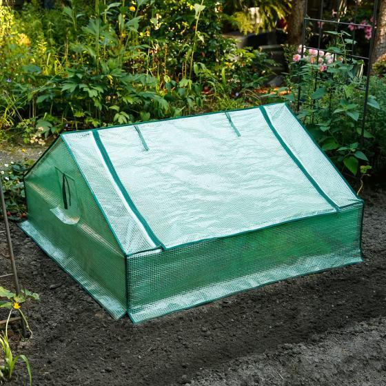 Folien-Frühbeet, Kunststoff, 120x120x60 cm | #2