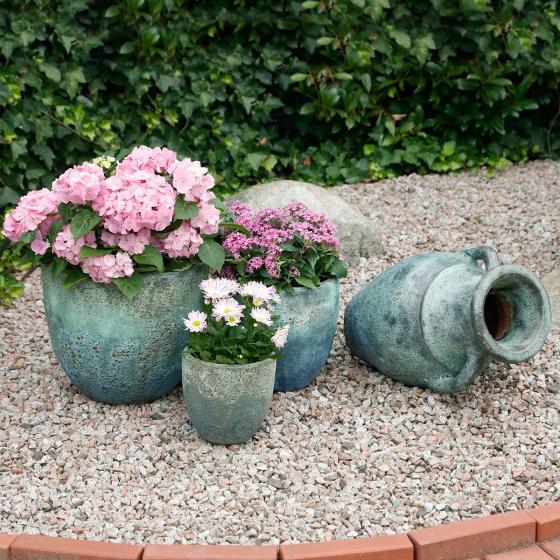 Terracotta-Vase Amphora | #2