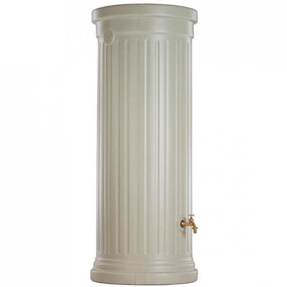 Regenwassertank Säule 500 Liter, sandbeige | #2