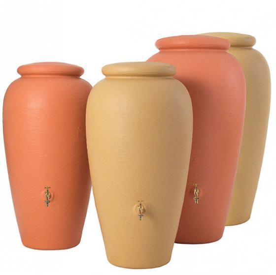 Regenwassertank Amphore 500 Liter, terracotta | #2