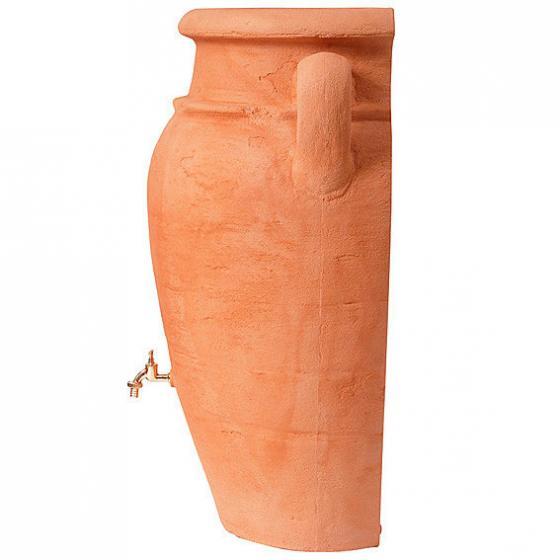 Regenwassertank Wand-Amphore 260 Liter, terracotta | #2