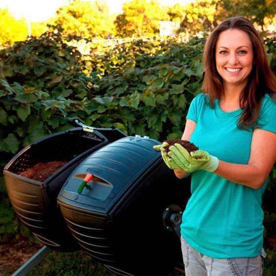 Lifetime Trommelkomposter Kompost-Zwilling, 380 L | #2