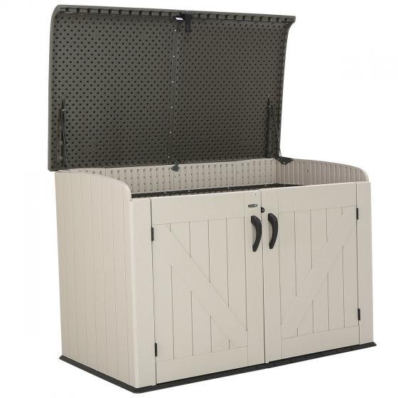 Lifetime Geräte- und Mülltonnenbox | #2