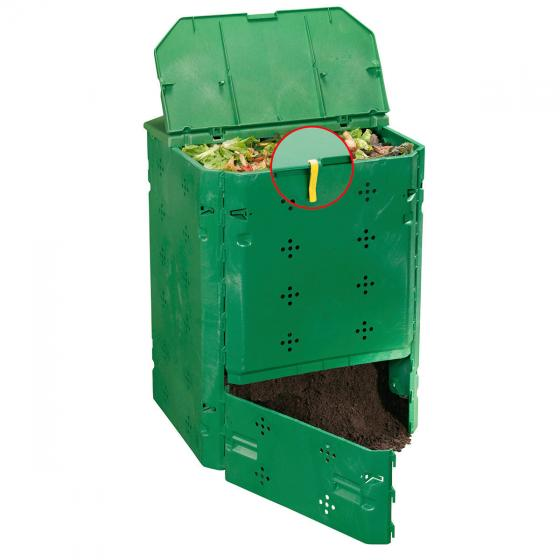 Komposter BIO 600 Liter aus Recycling-Kunststoff | #2