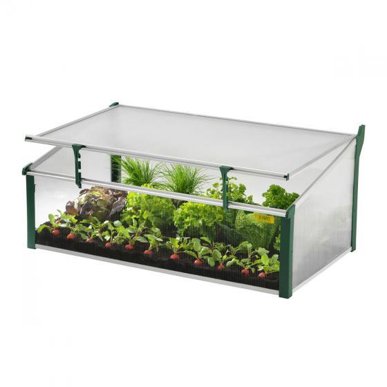 JUWEL Komfort-Frühbeet Easy Fix, Kunststoff, transparent, 100x60x40/30 cm | #2