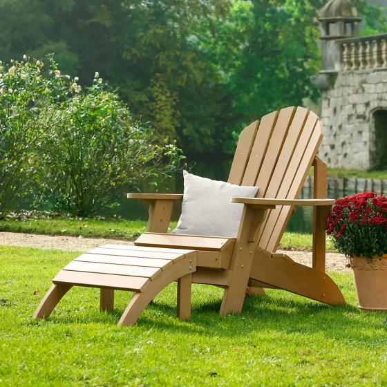 WPC-Sessel Adirondack Chair | #2