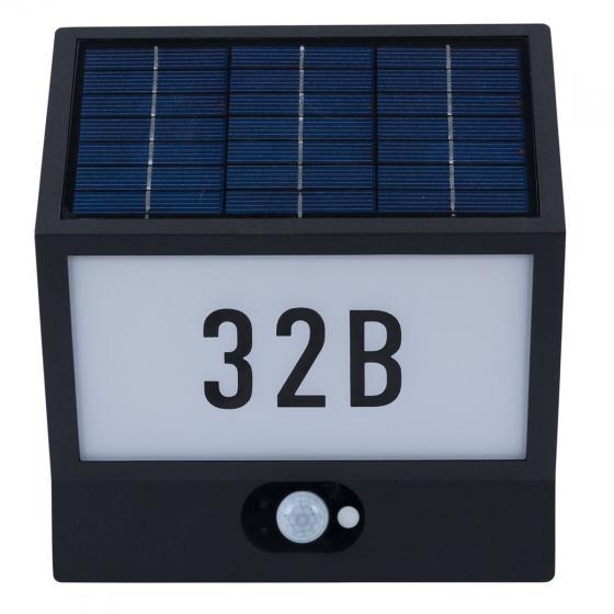 Solar-LED-Hausnummernleuchte Andrea | #2