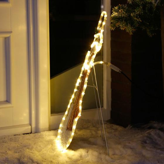 Leuchti der leuchtende LED-Schneemann | #2