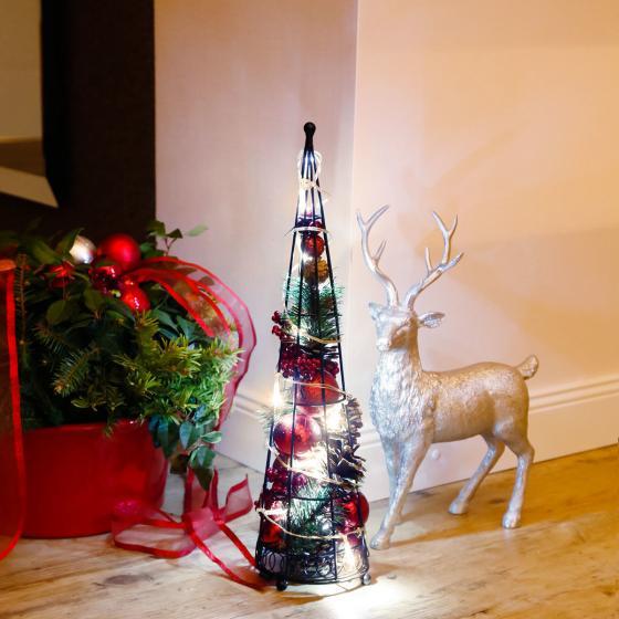 LED-Kegel Weihnachtszauber, klein | #2