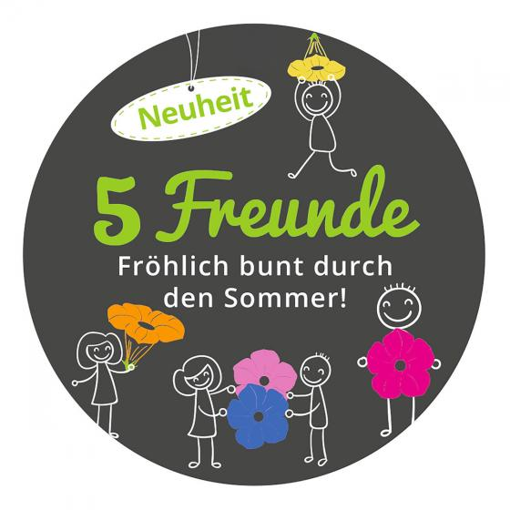 Mini-Petunie Bunte 5 Freunde XL | #2
