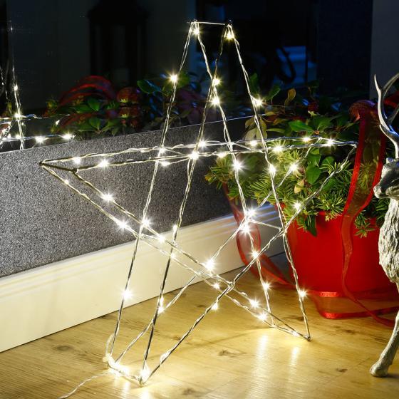 LED-Standleuchte Stern, groß | #2