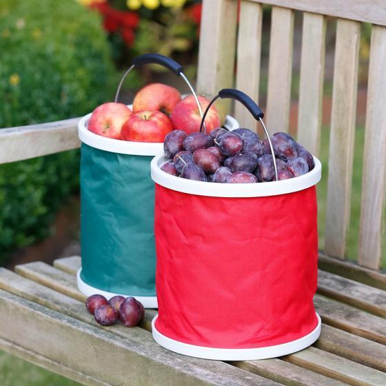 Burgon & Ball Bucket INA Bag ™, grün | #2