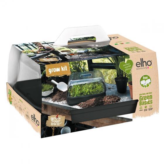 ELHO Green Basics Anzuchthaus Komplett-Set M | #2