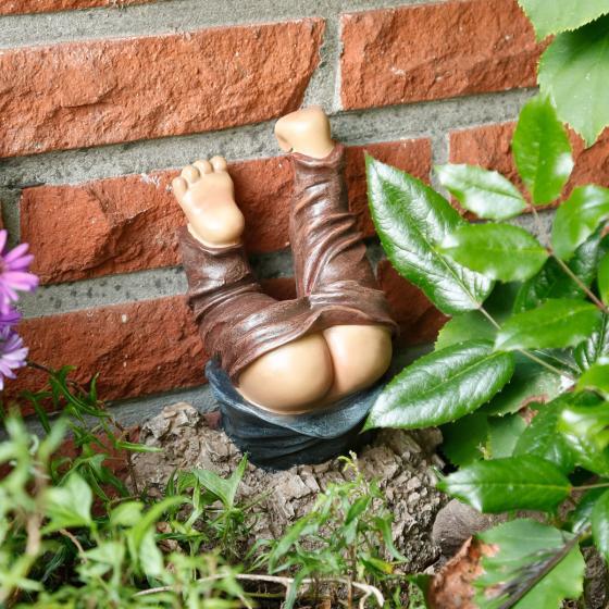 Gartenfigur Buddel-Gnom Wühlfix | #2