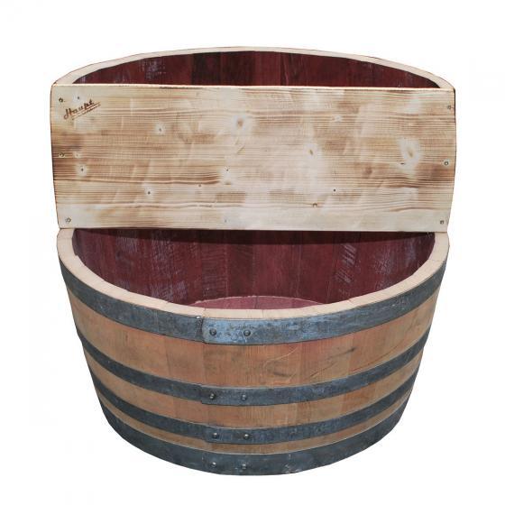 Whiskyfass Kräuterbeet | #2