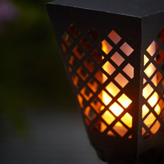 LED-Solarfackel Flame   #2