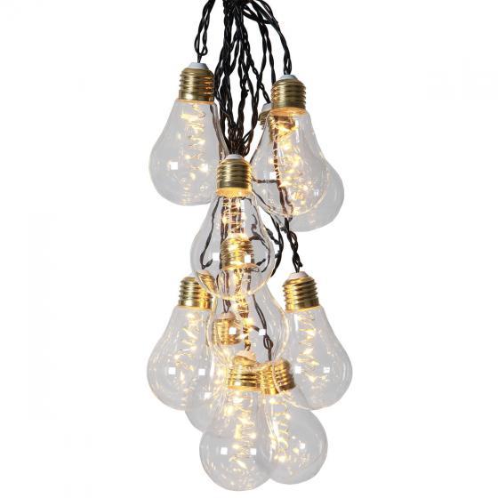 LED-Lichterkette Glow, 10-teilig | #2