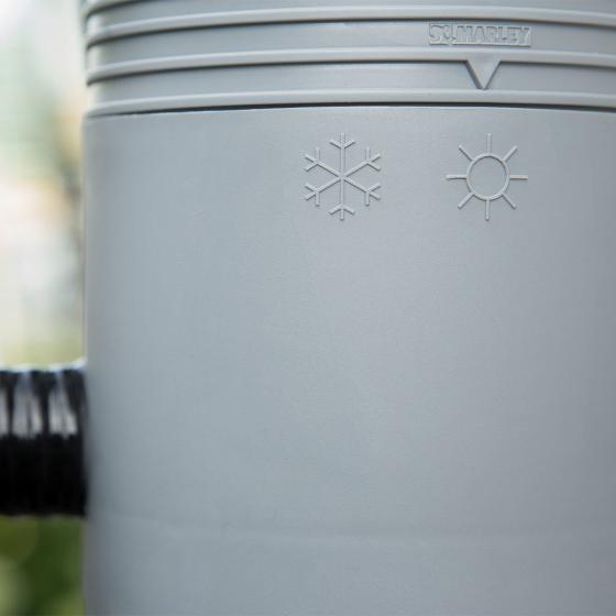 Regensammler mit Filter und Überlaufstopp | #2