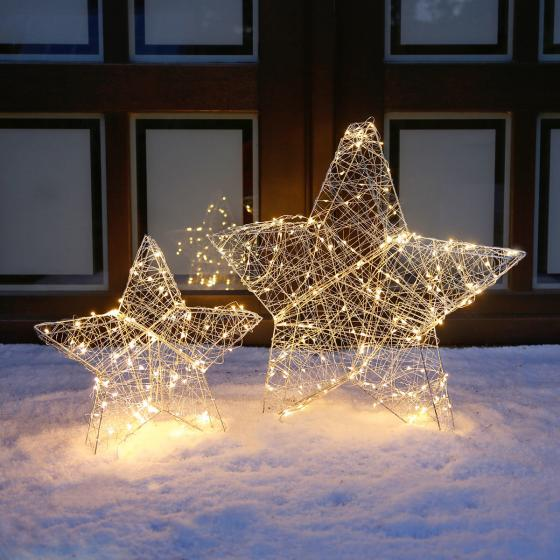 LED-Leuchtstern Deko-Star, klein | #2