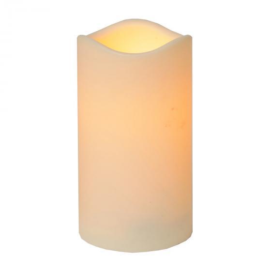 LED-Echtwachskerze Weihnachtszeit, groß | #2