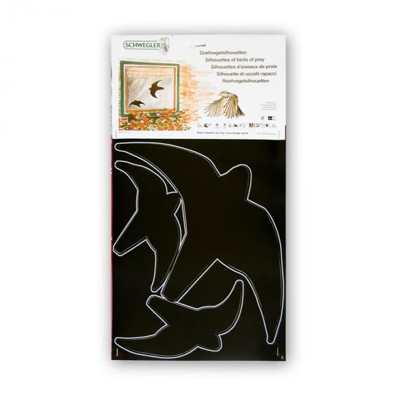Vogel-Aufkleber für Fensterscheiben | #2
