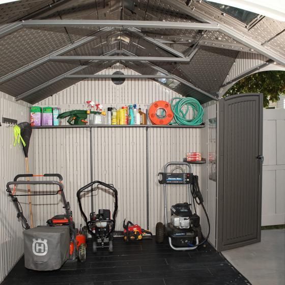 Lifetime Gerätehaus Stratos | #2