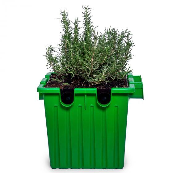 Oasebox, 3er-Set grün | #2