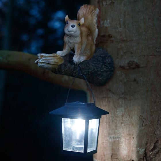 Solarlampe Asttänzer, 28x8,5x17,5 cm, Polyresin | #2