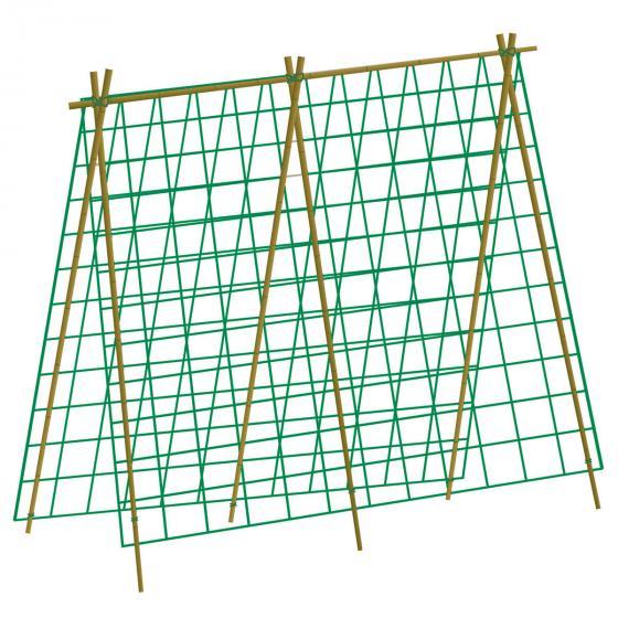Ranknetz für Gemüsepflanzen | #2