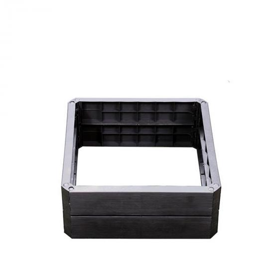Garantia ERGO QUADRO Hochbeetsystem L,80x80x25 cm | #2
