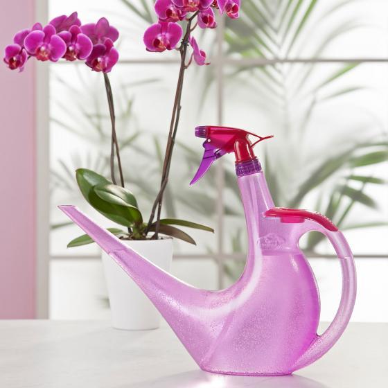 Scheurich Zimmerpflanzen Gieß-Sprüher, pink | #2